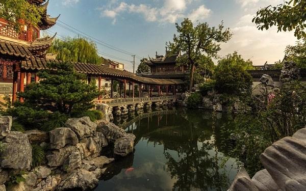 باغ یوشانگهای چین