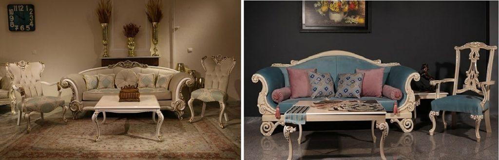 انواع مدل های سبک کلاسیک