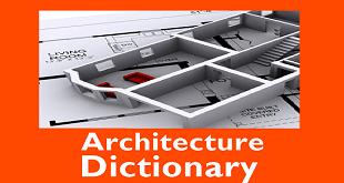 دانلود رایگان دیکشنری های تخصصی معماری