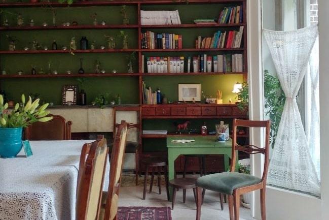 کافه تهرون ویلا 2